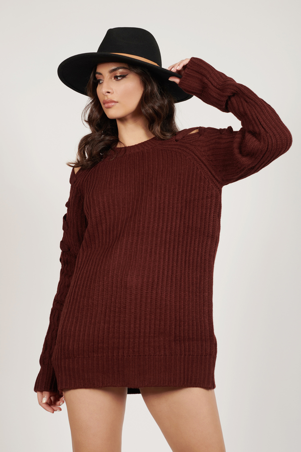 1322bdee77c Oversized Sweaters   Cute Sweaters, Fall Sweaters, Cable Knit   Tobi
