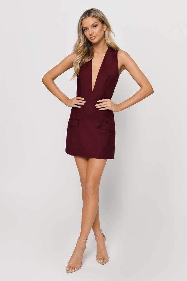 1280f6fba57c0e Trendy Black Shift Dress - Suspender Dress - Shift Dress - $13 | Tobi US