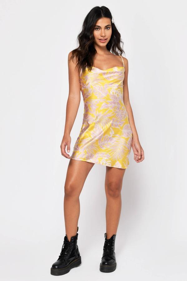 76fcf27c4678e Backless Dresses | White Open Back Lace Dresses, Low Back Dress | Tobi