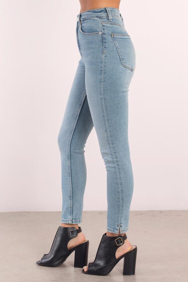 Harry Jeans High High Waisted Cropped Harry OiukPXZT