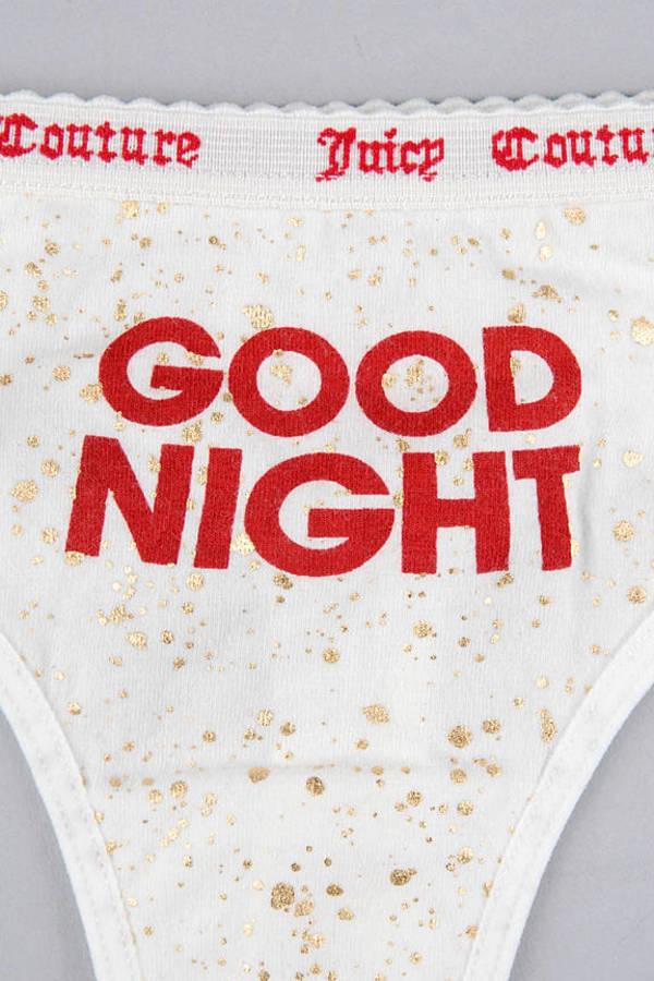 363c12cad2b1 ... Juicy Couture Good Night Juicy Thong