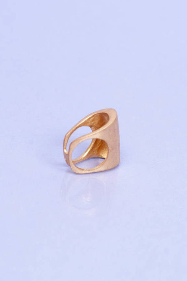 Fold Over Ring