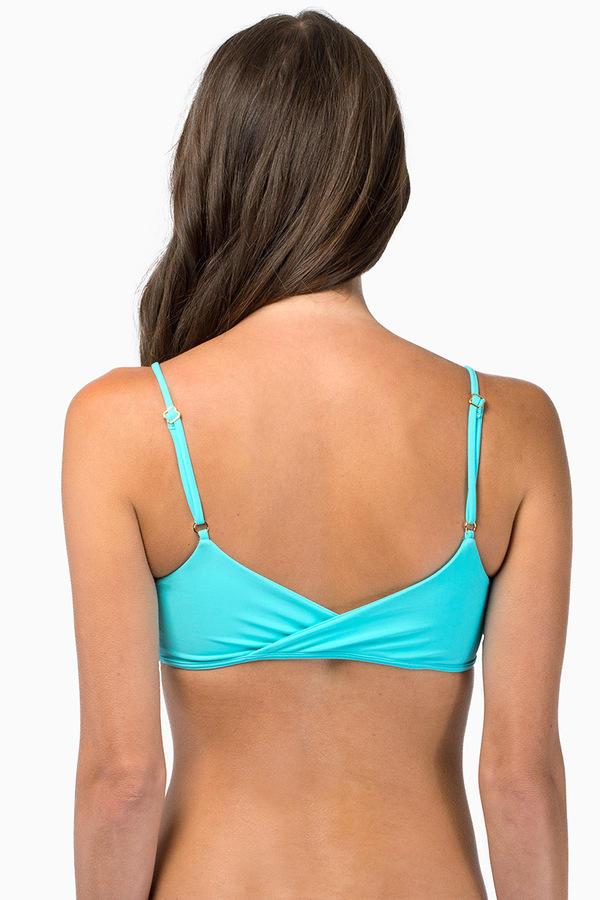 ISSA DE MAR Hina Bikini Top