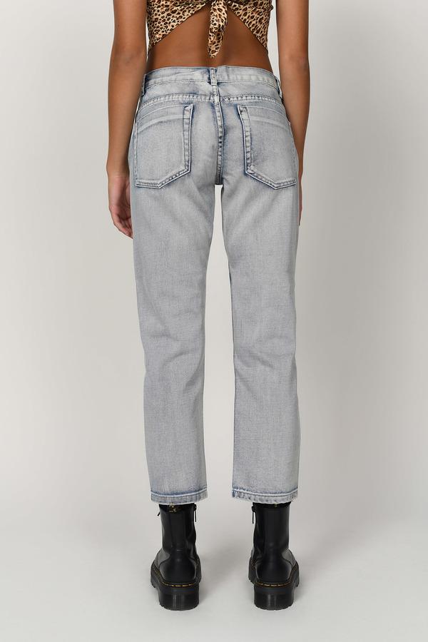 Silver Lake Boyfriend Jeans