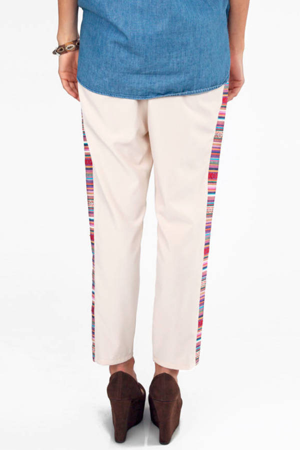 Native Side Trousers