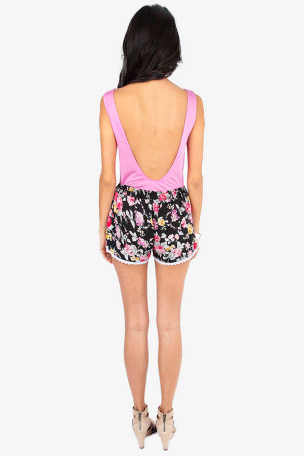 Raga Amelia Floral Shorts
