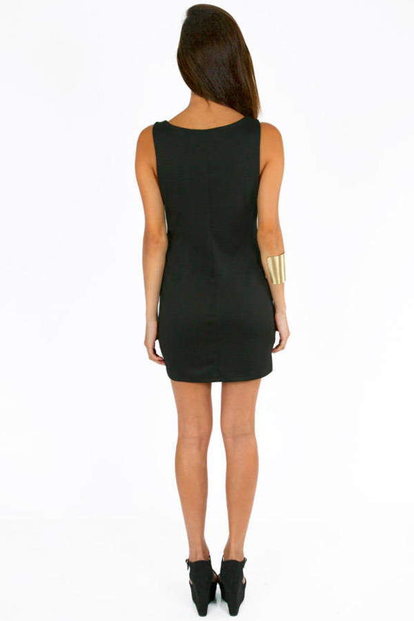 Tomahawk Gold Dress