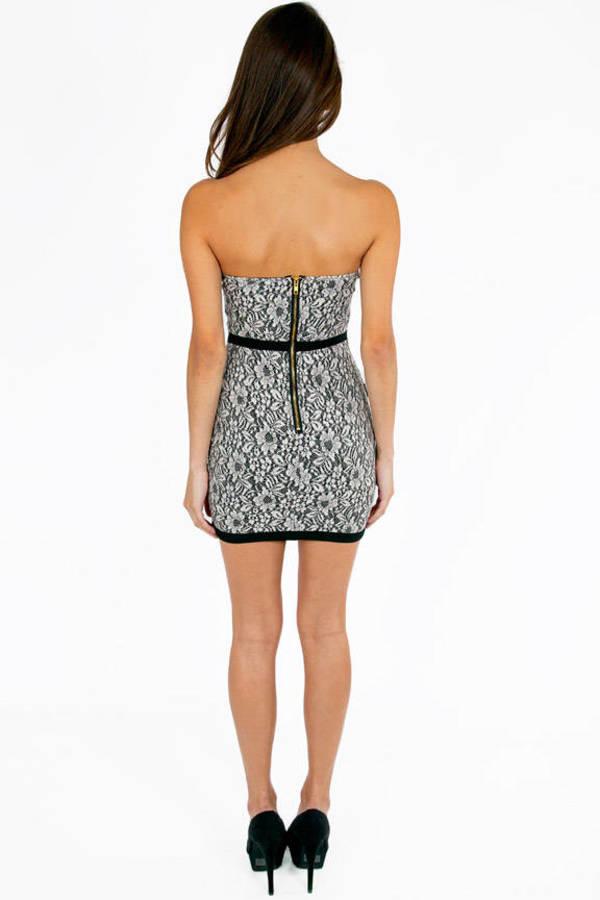 Burriot Bandage Bodycon Dress