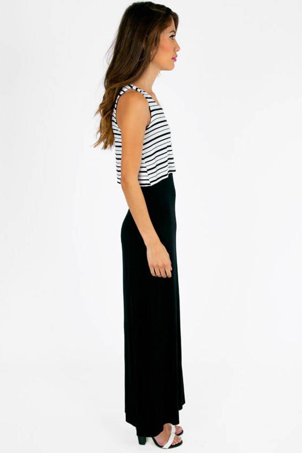 Over The Horizon Maxi Dress