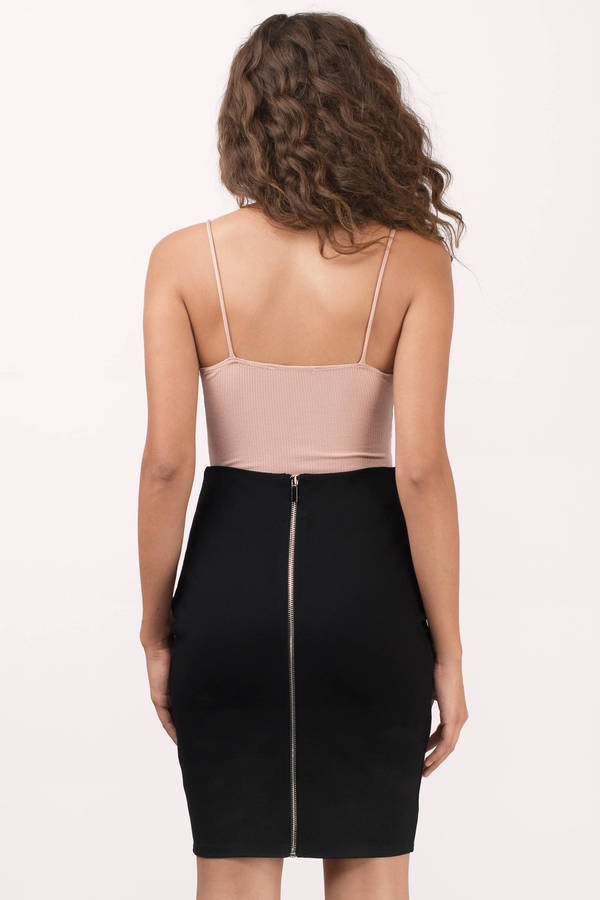 Shop black high waist skirt at Neiman Marcus, where you will find free shipping on the latest in fashion from top designers.