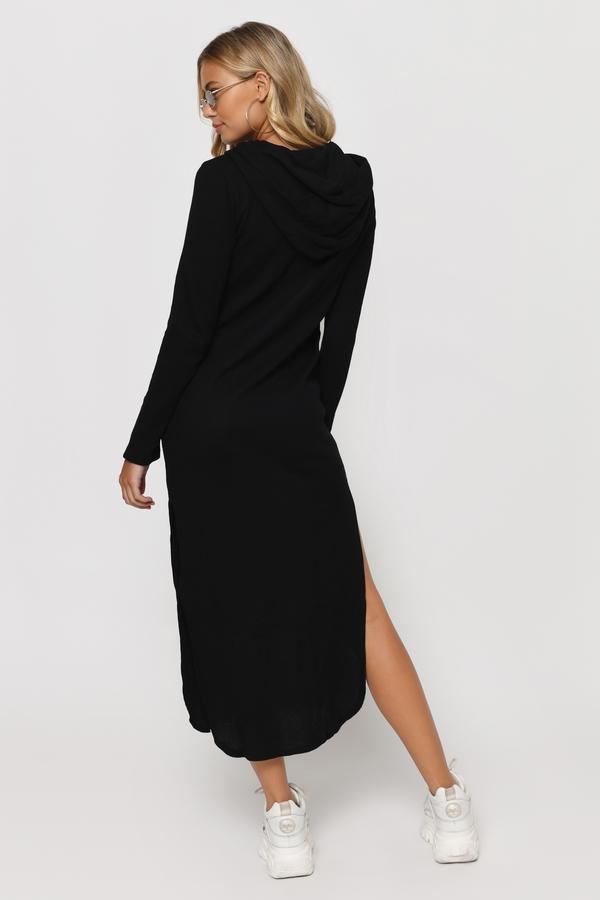 Trendy Black Maxi Dress Long Sleeve Dress Maxi Dress 14 Tobi Us