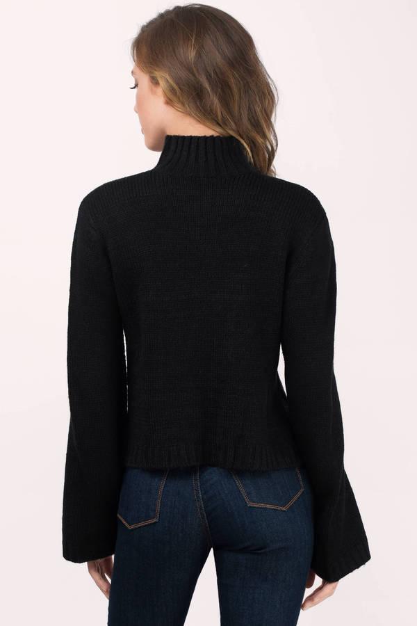 Mock Turtleneck Sweaters