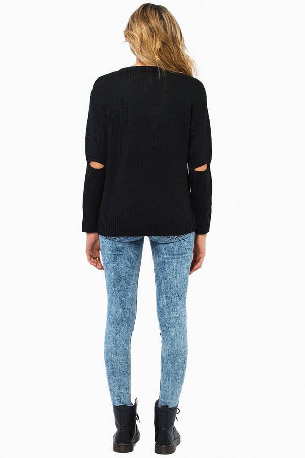 Lira Bones Sweater