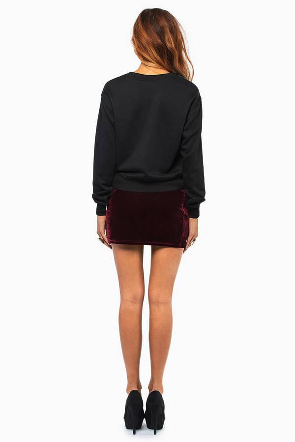 Bora Brocade Sweater