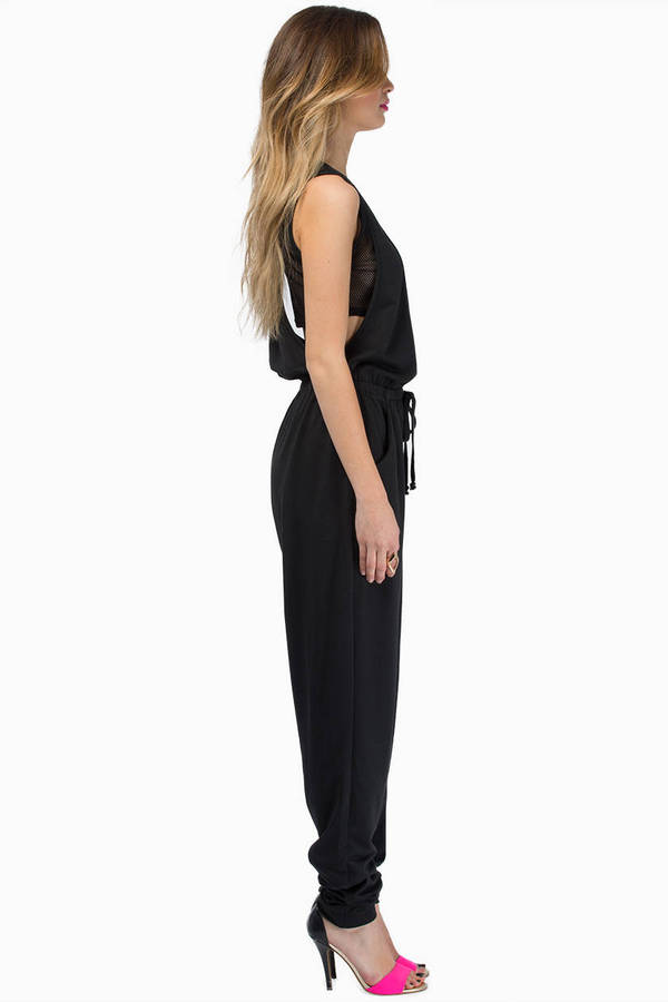 By The Pier Jumpsuit