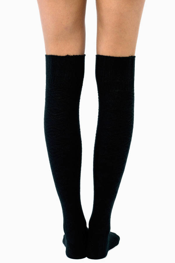 Cabin Fever Knee High Socks