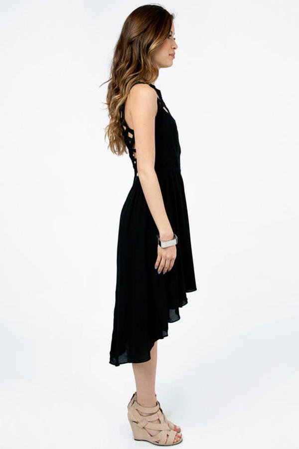 Crissie Fields Hi-Lo Dress
