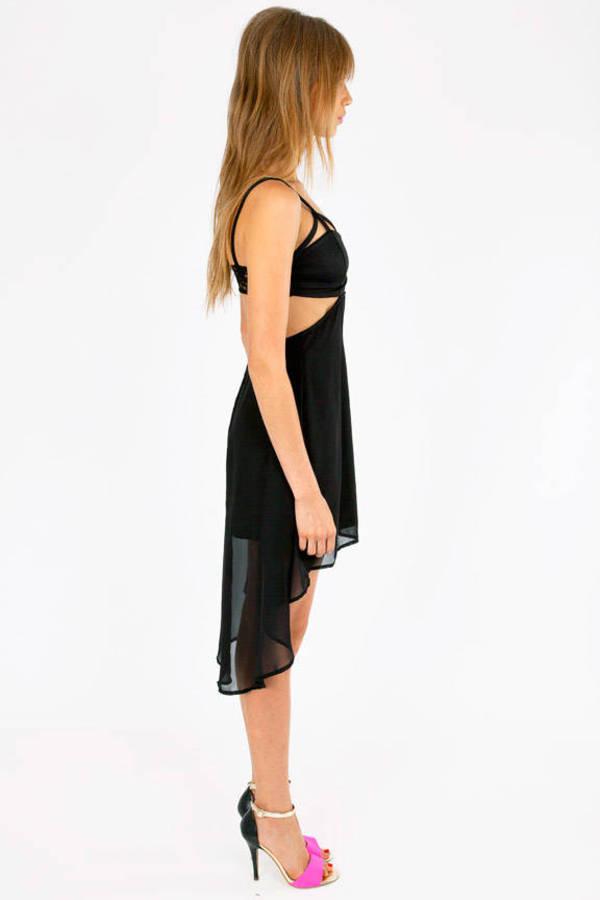 Cutesy Cut Dress