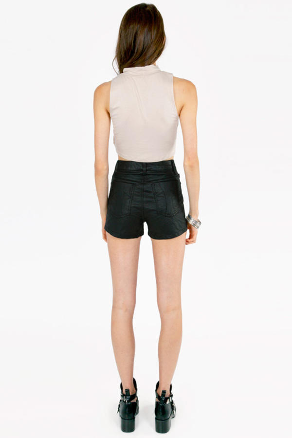 Tripp NYC Daville High Waisted Shorts