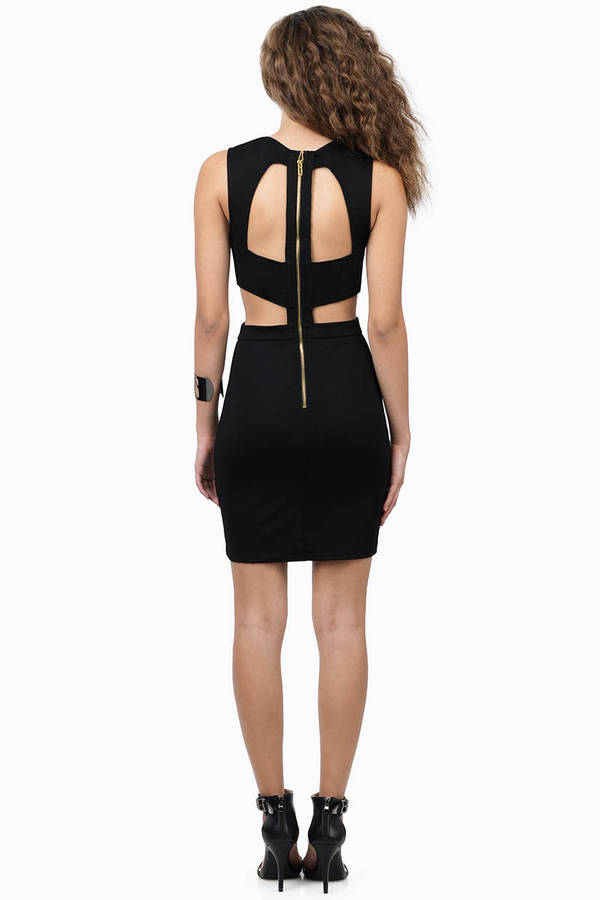 Delilah Bodycon Dress