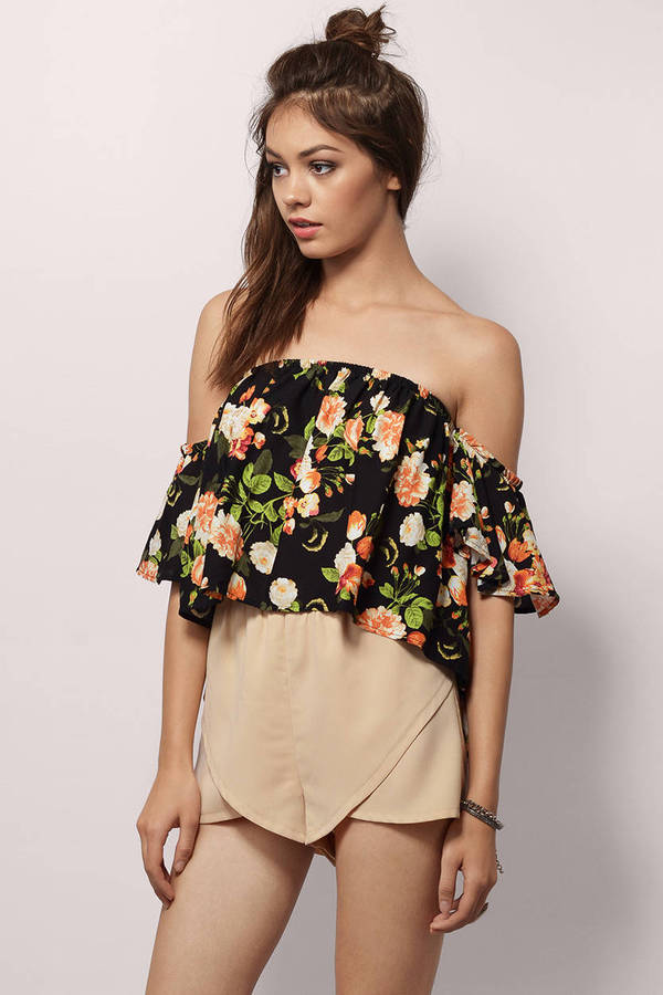 Efflorescence Top