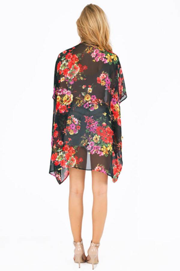 Kris Kimono Wrap