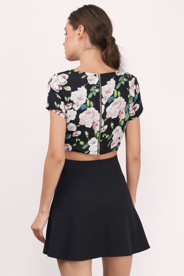 Plus Size Black and White. Workwear. Womens Workwear. Plus Size Workwear. Sport. Womens Sport Trend. Plus Size Sport Trend. Sheer Floral Off the Shoulder Crop Top. Sheer Floral Off the Shoulder Crop Top $$ 50% Off Sale Text 'RAINBOW' to and reply with your email address to receive a 10% off coupon and enroll in Rainbow.