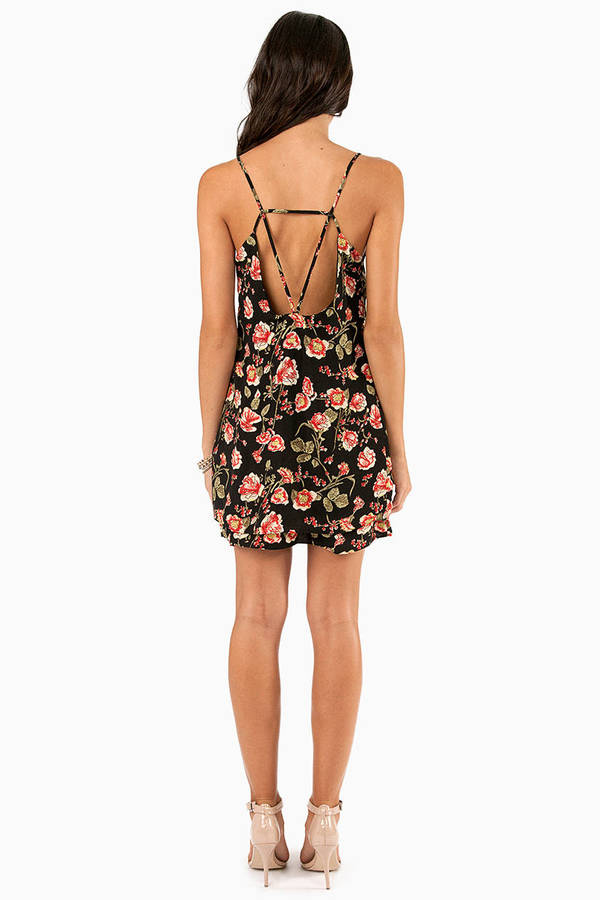 Flower My Vines Cami Dress