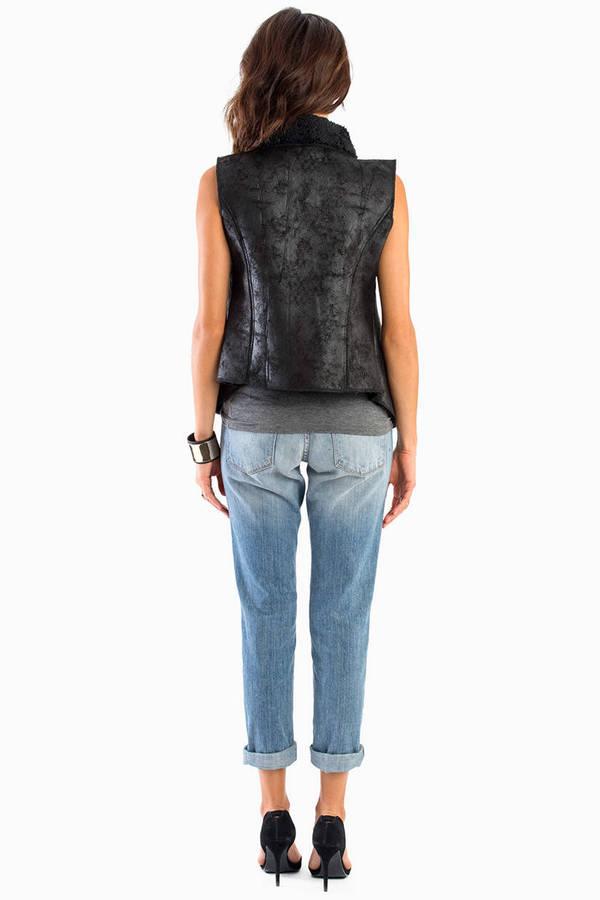 Go Backwards Vest