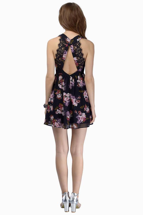 Inflorescence Dress