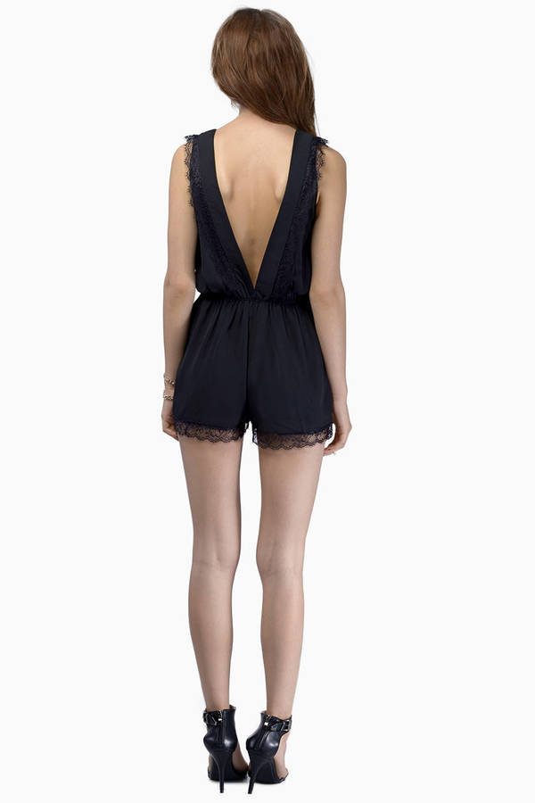 Intimate Obsession Romper
