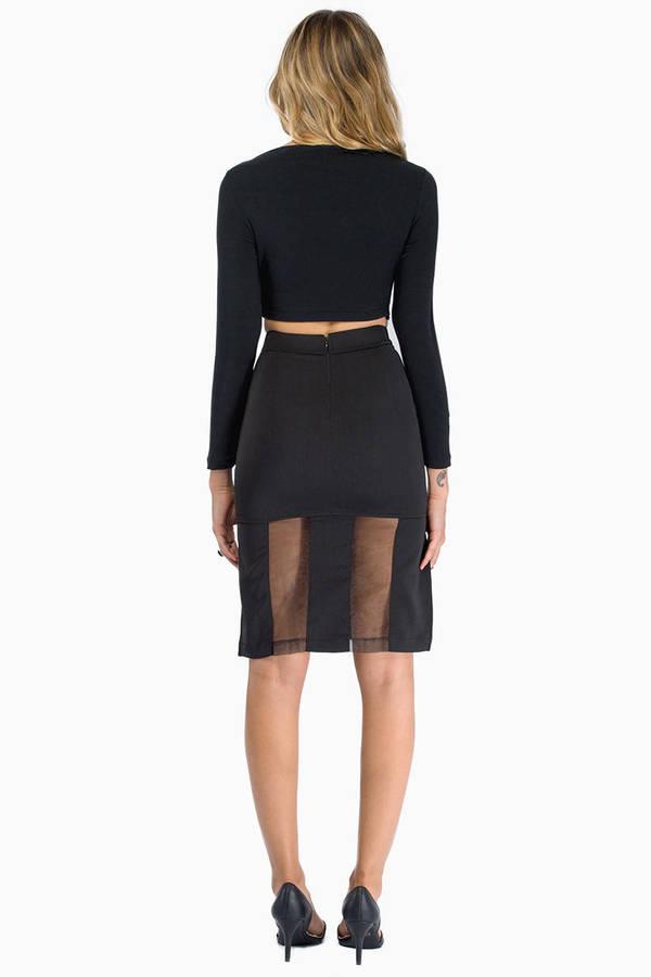 Legs For Days Skirt