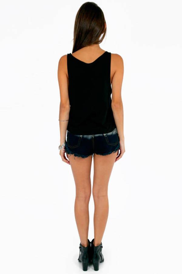 Skinny Dipper Shorts