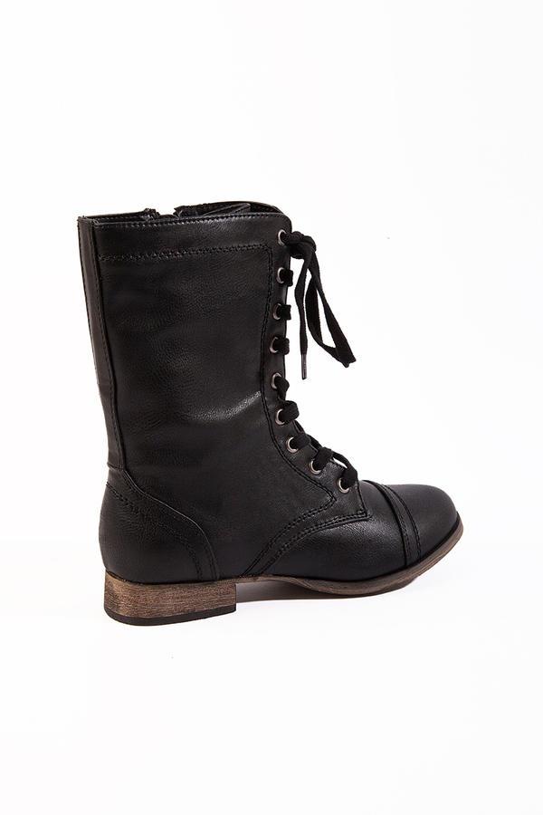 Love is a Battle Boot