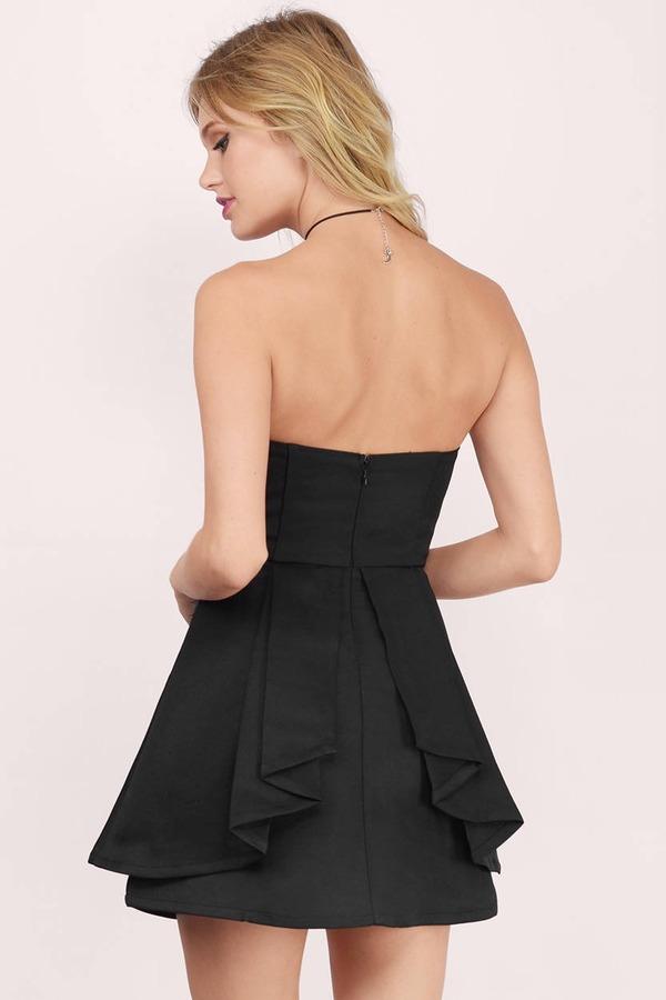 Black Dress Black Dress Black Cocktail Dress Skater