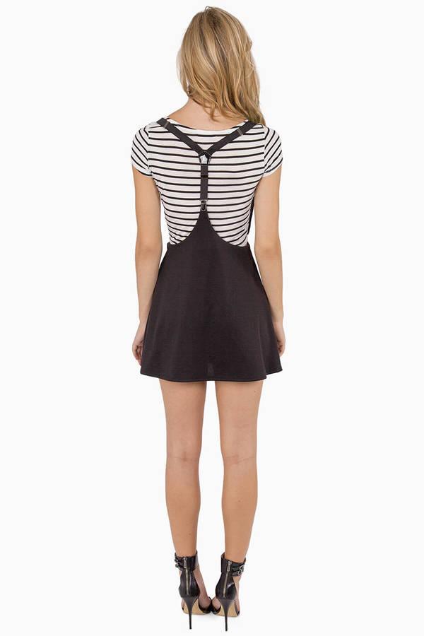 Mariah Suspender Dress