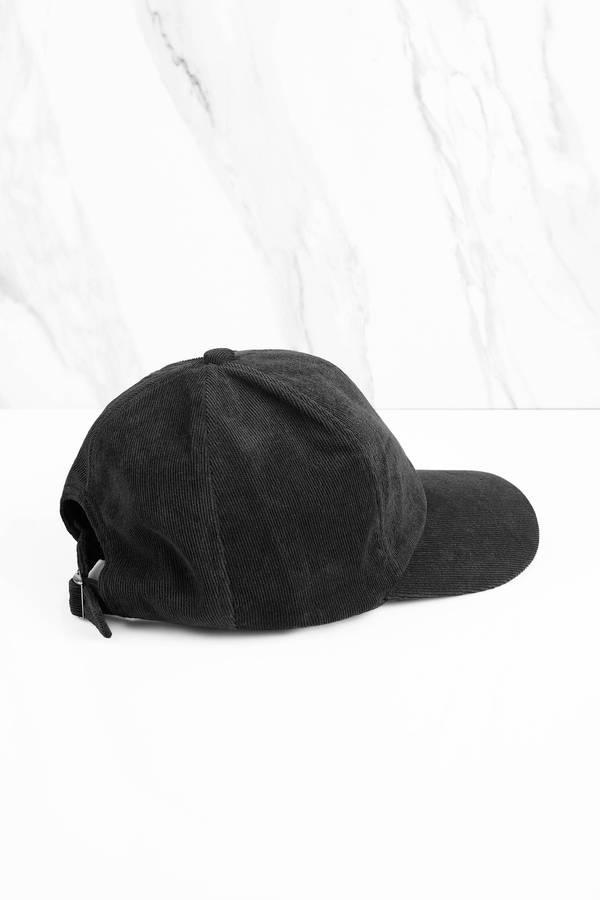 mercy black corduroy baseball cap leather forever 21 plain scott disick nike ebay