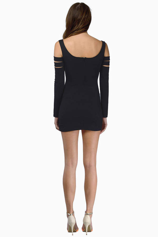 Midnight Poison Bodycon Dress