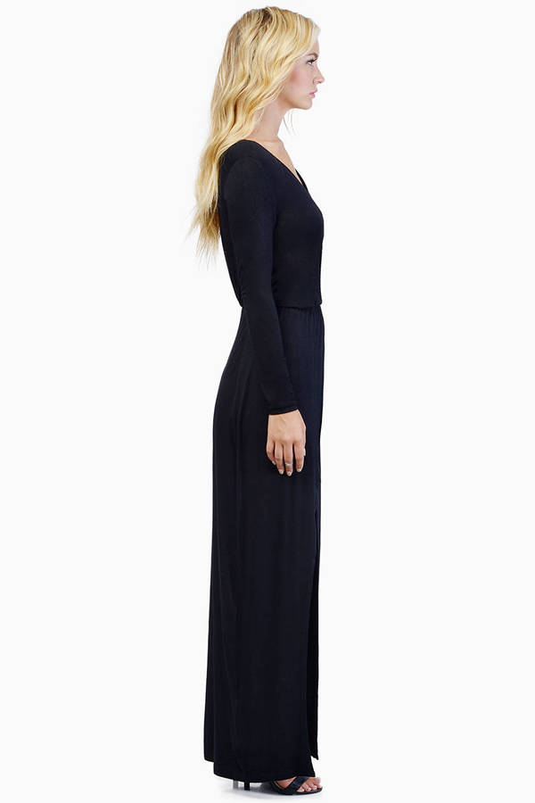 Mimi Maxi Wrap Dress