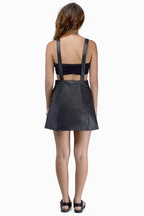 Mischief Overalls Dress