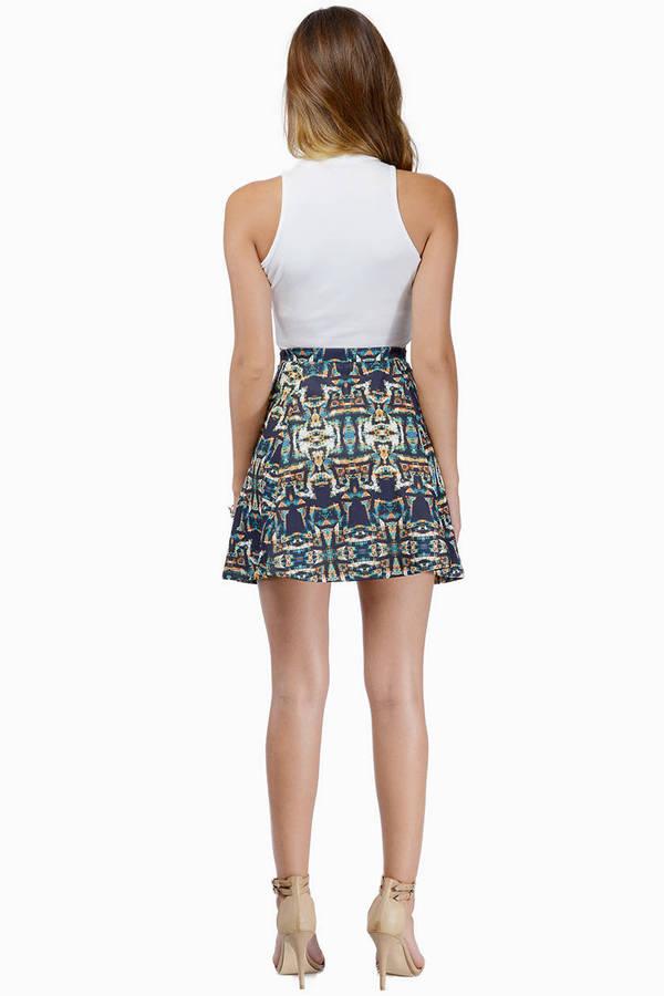 Across The Universe Skirt