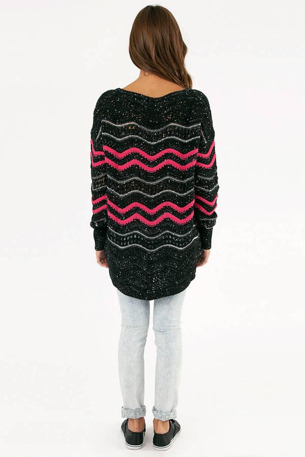 Knit Flow Sweater