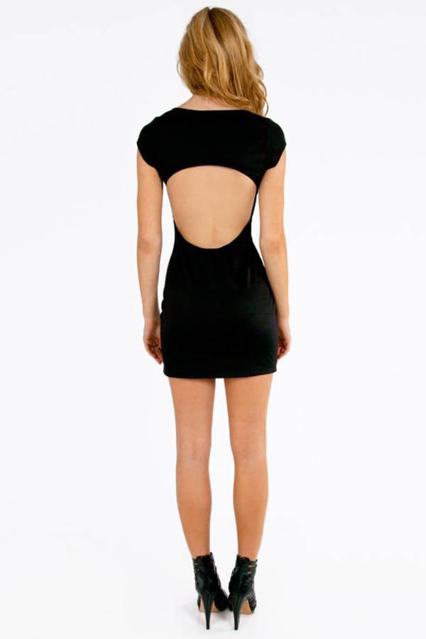 No Holding Back Dress