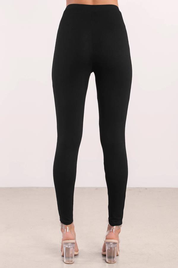 Cute Black Pants - Pants - Black Pants - $44.00