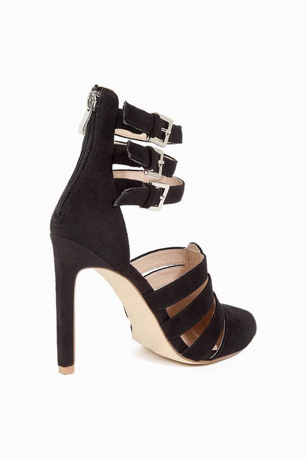 Heart Soul Paulette Strappy Heel