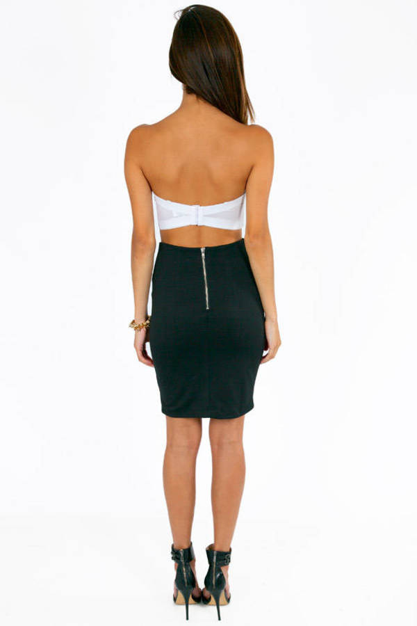 Poised High Waisted Skirt