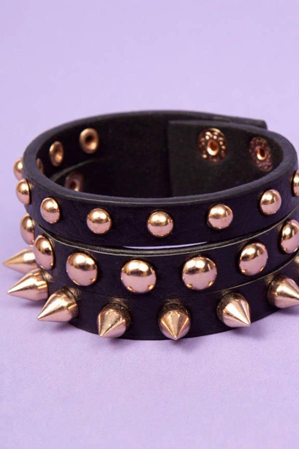 Put a Spike on It Bracelet