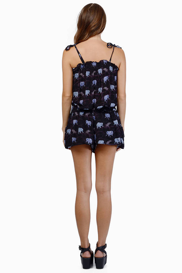 Rather Be Romper