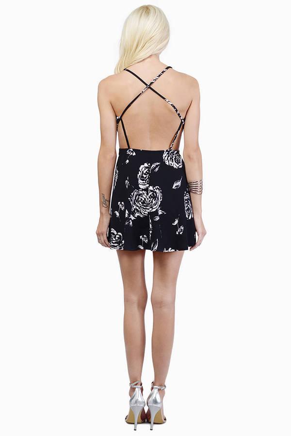 Rose Noire Dress