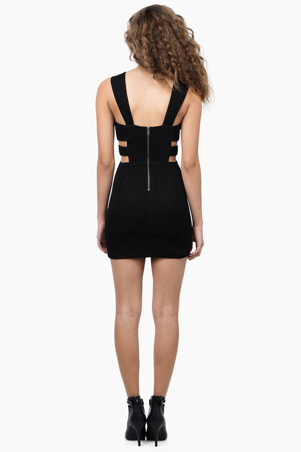 She's A Star Bodycon Dress
